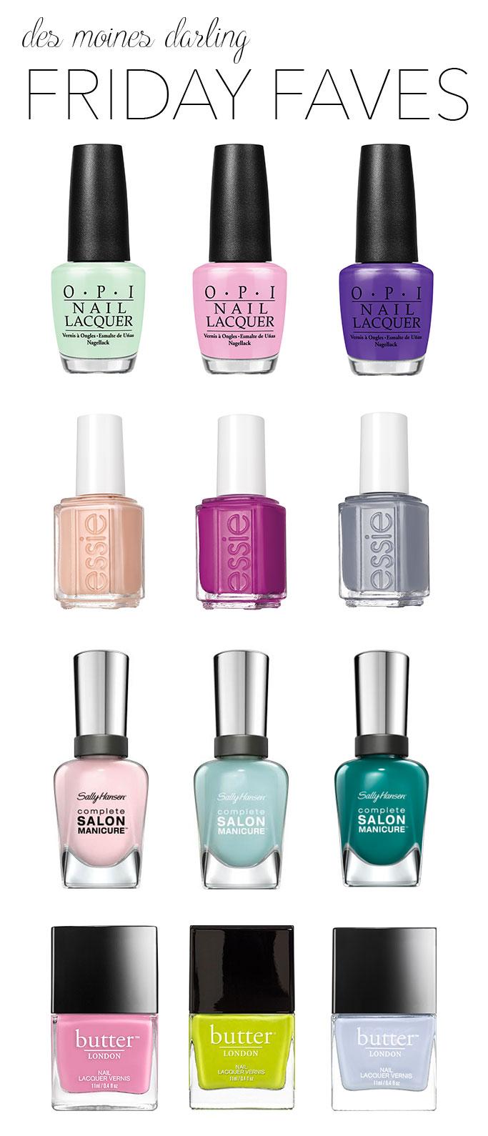friday_faves_spring_nail_color